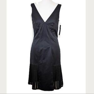 Eliet Tahari Black Alpha Dress